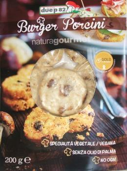 Burger Porcini gr. 200