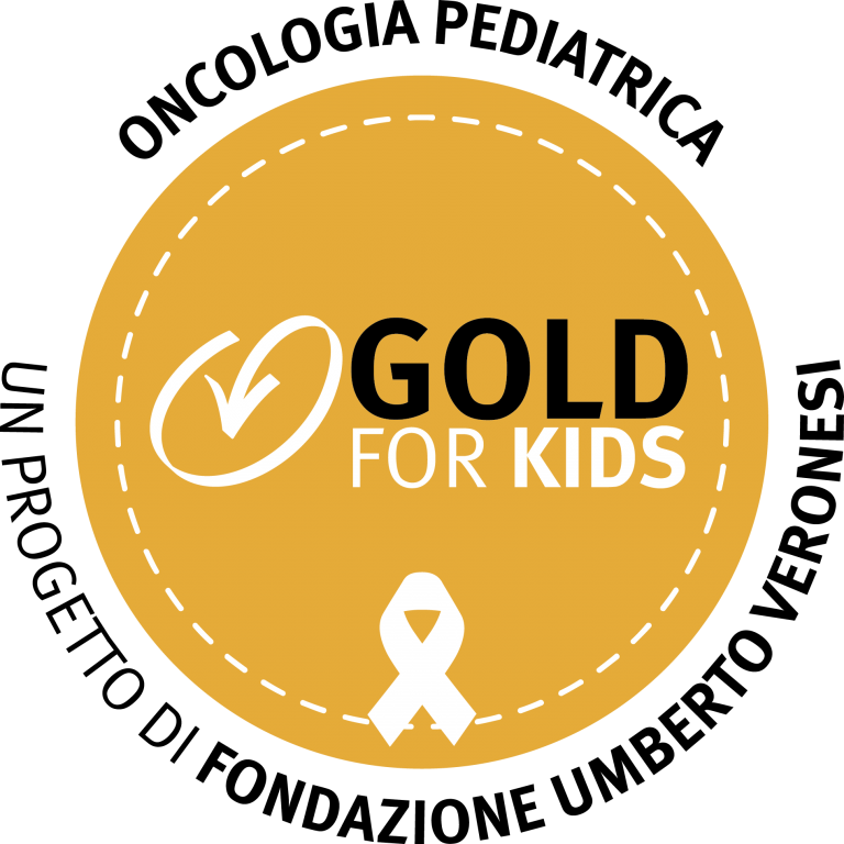 Gold for Kids Fondazione Veronesi